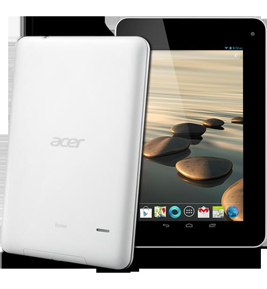 Ремонт планшетов Acer в Санкт-Петербурге